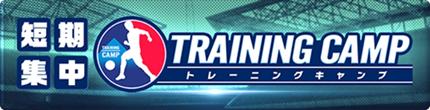 短期集中トレーニングキャンプ